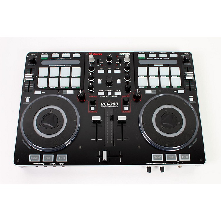 Vestax VCI-380 DJ Controller for Serato DJ Regular 888365211558