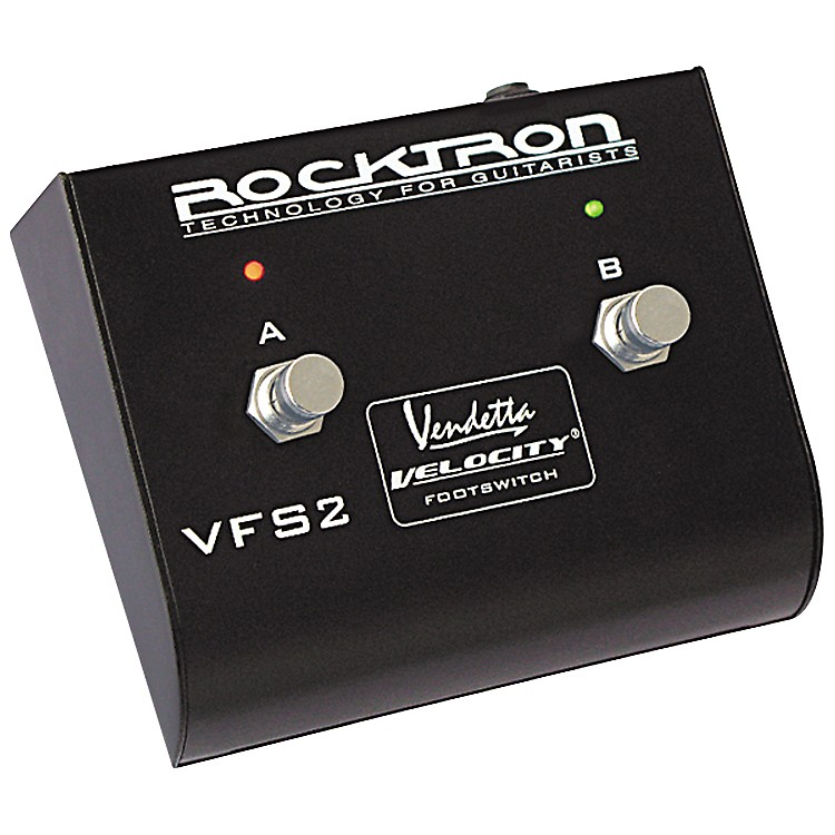 Rocktron VFS2 Double Guitar Footswitch