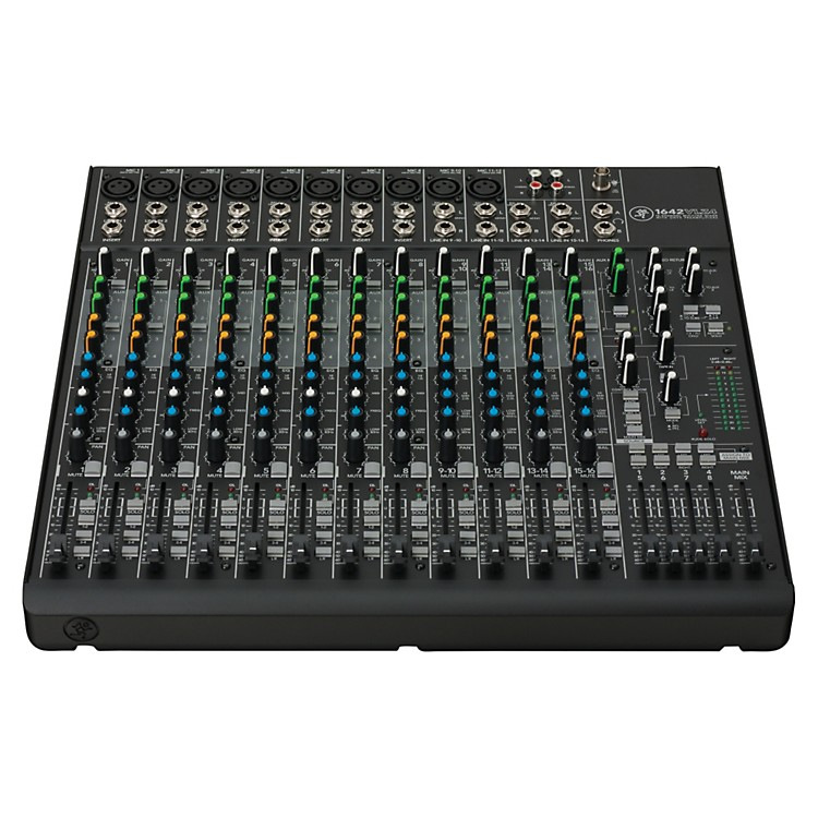MackieVLZ4 Series 1642VLZ4 16-Channel/4-Bus Compact Mixer