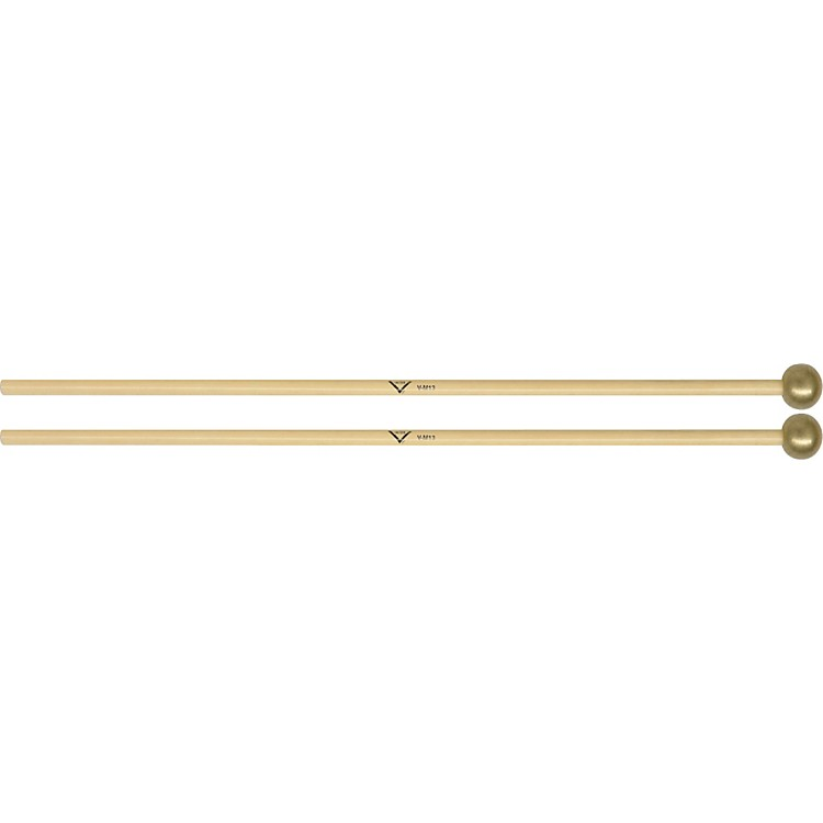 Vater VM-13 Brass Bell Mallets  Medium
