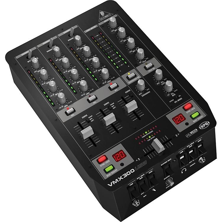BehringerVMX300 USB Pro Mixer