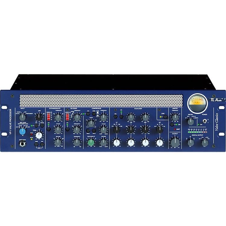 TL AudioVP-1 Mono Tube Vocal Processor
