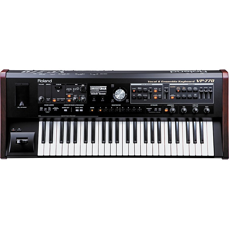 Roland VP-770 Vocal & Ensemble Keyboard