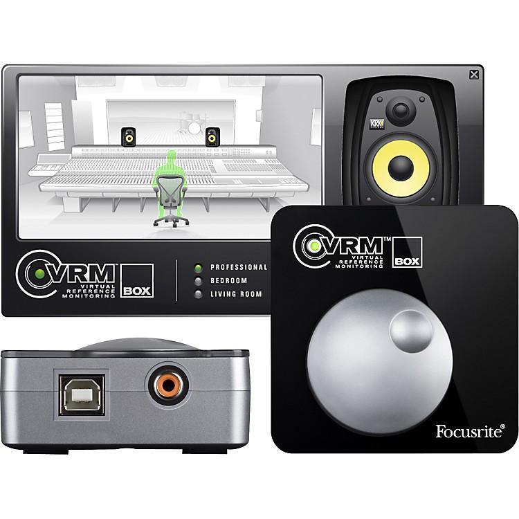 FocusriteVRM - Virtual Reference Monitor Box