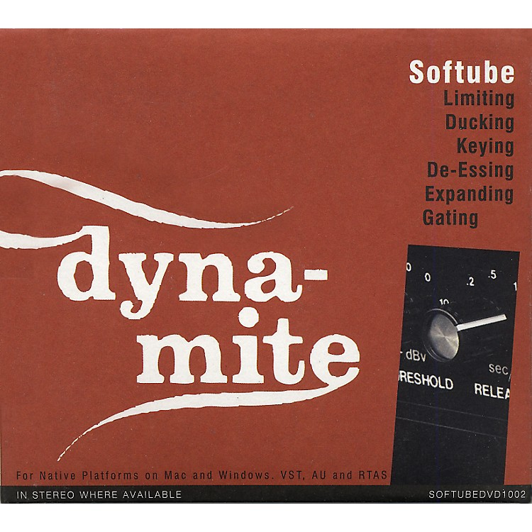 Softube Valley People Dyna-Mite Compressor Plug-in Software Download