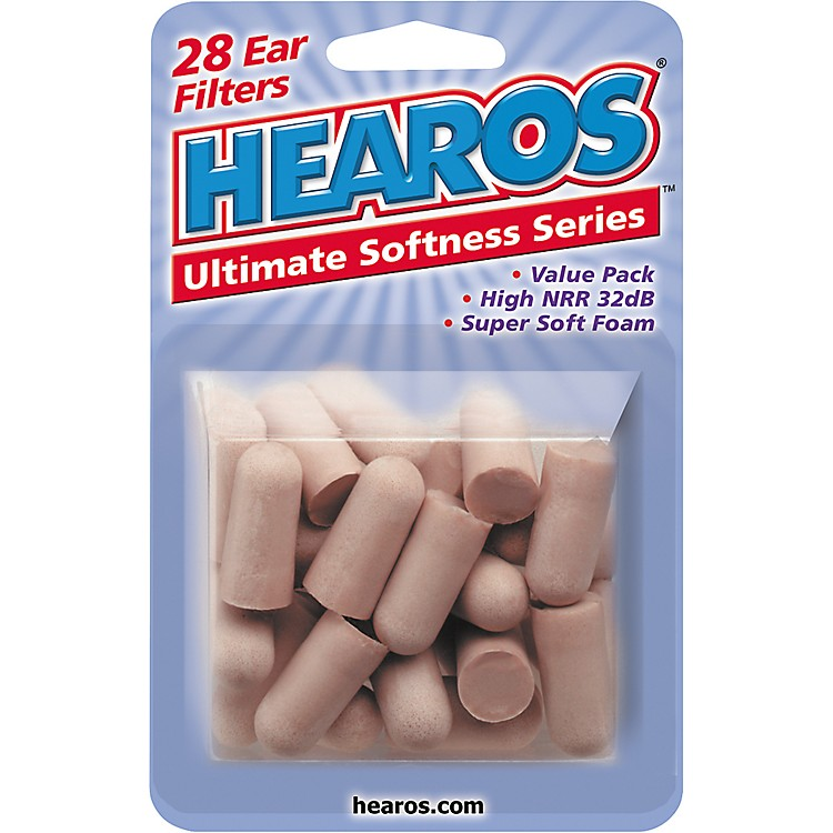 Hearos Value Pack Ear Plugs (28 Pack)