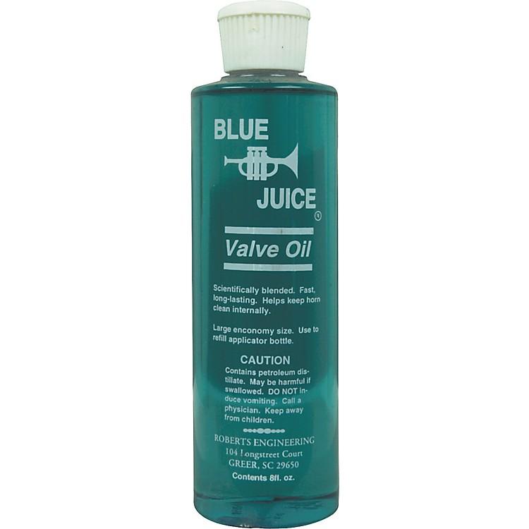 Blue JuiceValve Oil 8 oz Refill