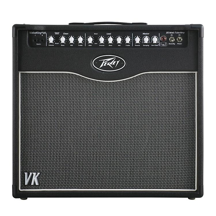 PeaveyValveKing II 20 20W 1x12 Tube Guitar Combo AmpBlack