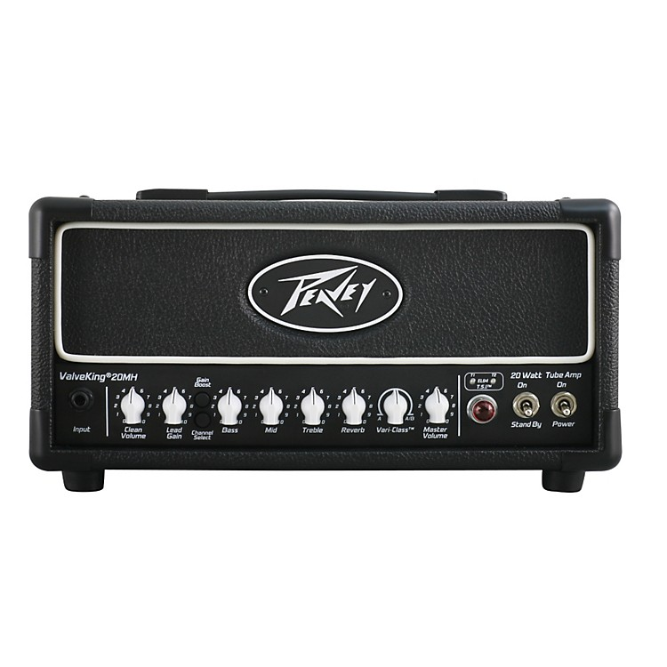 Peavey ValveKing II Micro 20W Tube Guitar Head Black