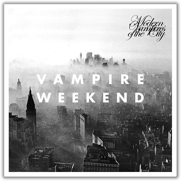 WEA Vampire Weekend - Modern Vampires of the City Vinyl LP