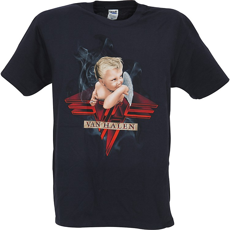 FEA Merchandising Van Halen Smoking T-Shirt