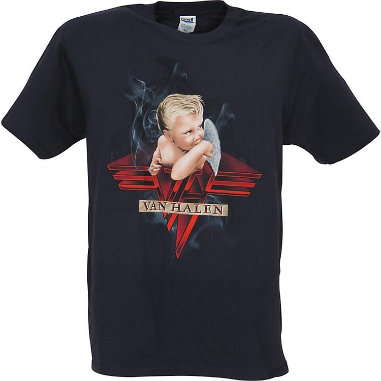 Fea MerchandisingVan Halen Smoking T-Shirt