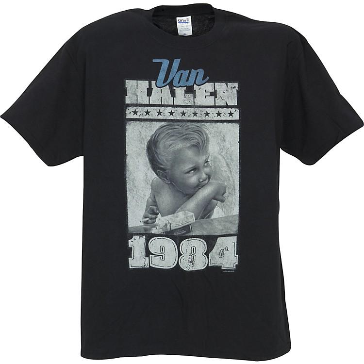 FEA MerchandisingVan Halen Vintage Baby 1984 T-Shirt