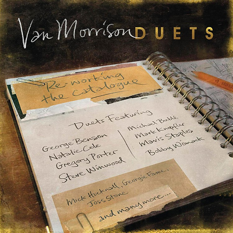SonyVan Morrison - Duets: Re-Working The Catalogue