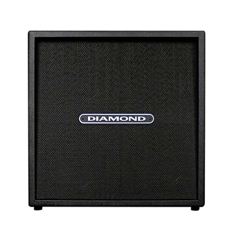 Diamond Amplification Vanguard 4x12 300W 16 Ohm Guitar Cab Black