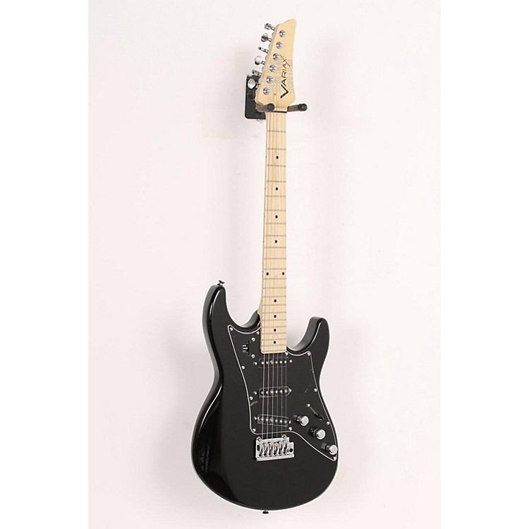 Line 6 Variax JTV-69S Electric Guitar with Single Coil Pickups Black 886830930089