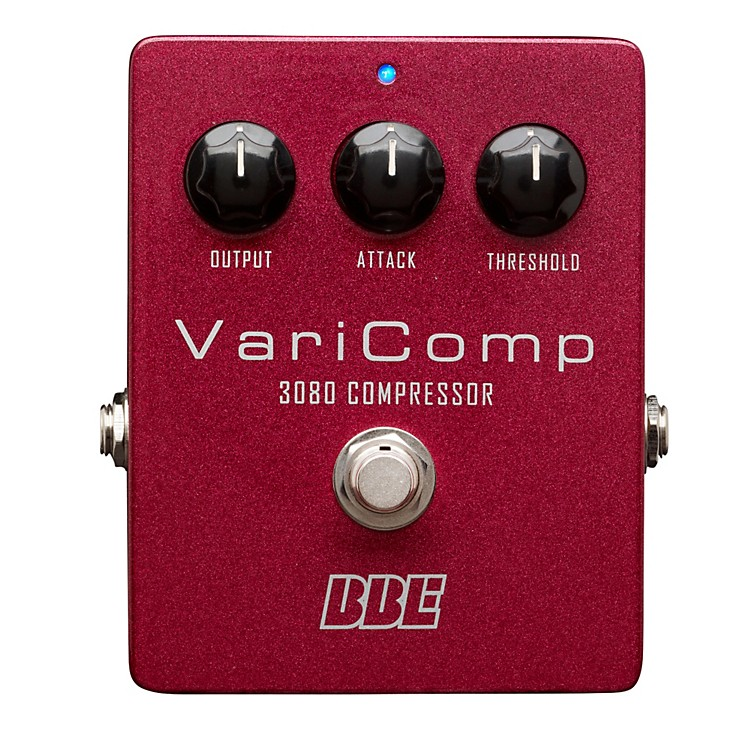 BBE Varicomp OTA Compressor Guitar Effects Pedal