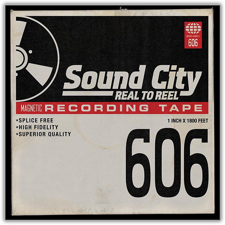 Sony Various Artists - Sound City - Real to Reel Vinyl LP