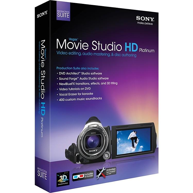 SonyVegas Movie Studio HD Platinum  11 Suite