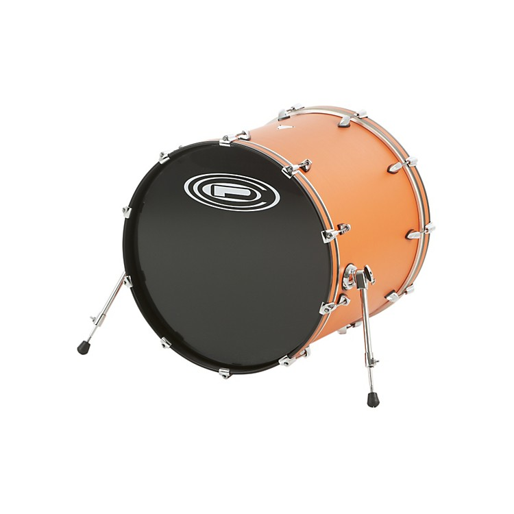 Orange County Drum & Percussion Venice Bass Drum Great Orange 20x22