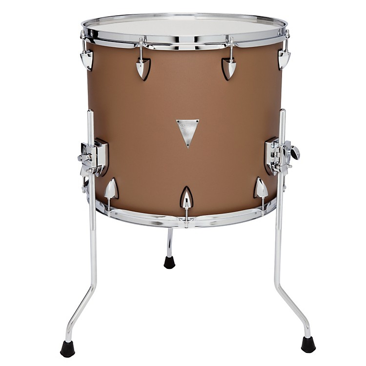 Orange County Drum & Percussion Venice Floor Tom Desert Sand 14 x 12 in.