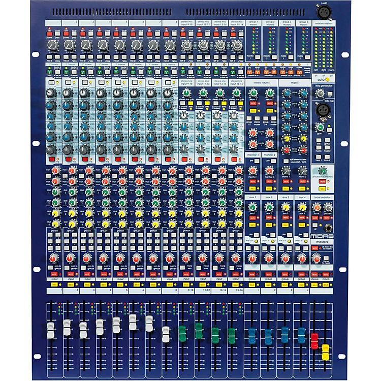 MidasVeniceF16R 16-Channel Analog Mixer With Firewire