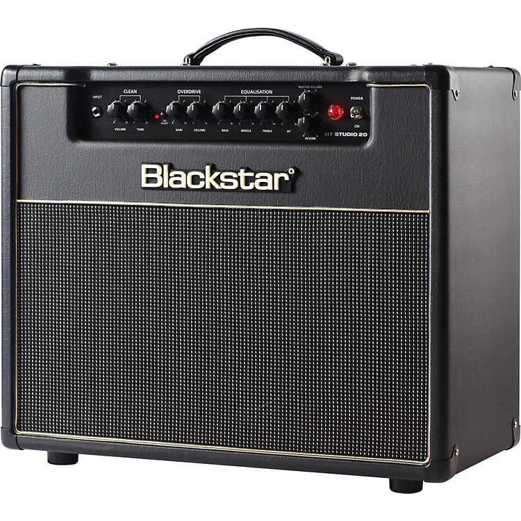 Blackstar Venue Series HT Studio 20 20W Tube Guitar Combo Amp Black