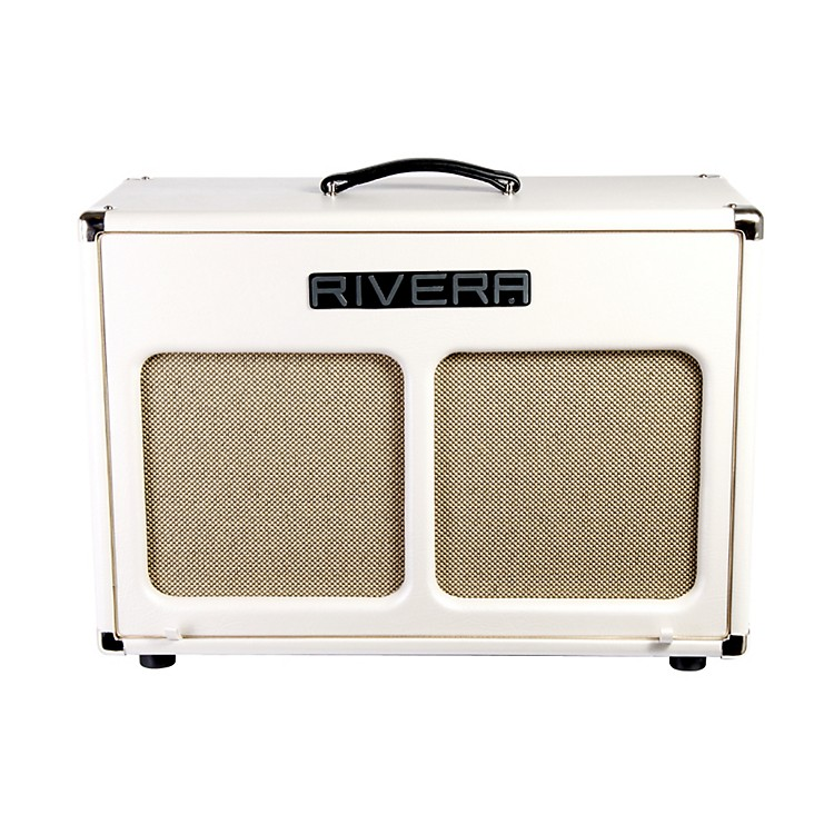 Rivera Venus 212 Extension Cabinet with Vintage 30s White