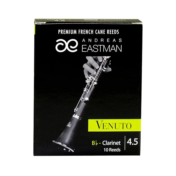 Andreas EastmanVenuto Bb Clarinet ReedsStrength 4.5 Box of 10