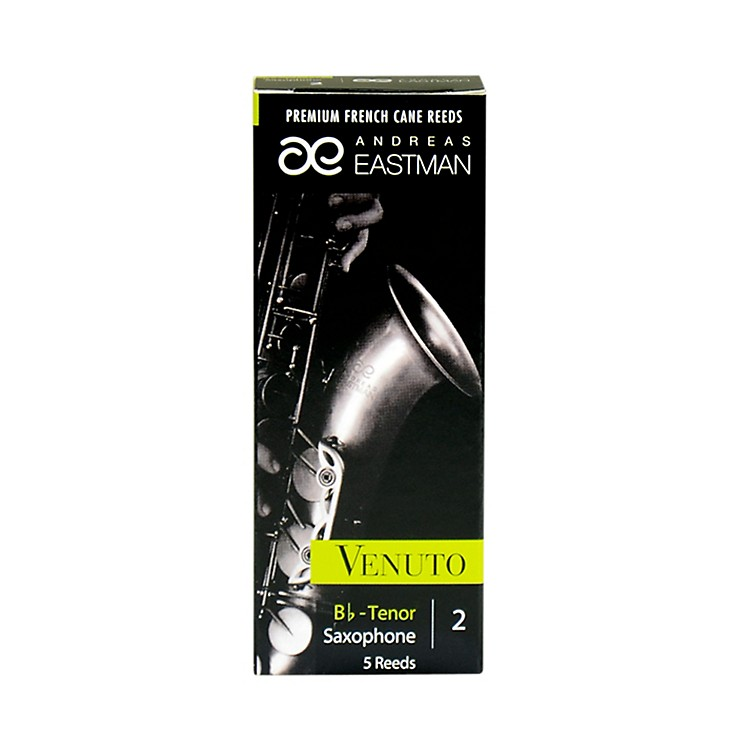 Andreas EastmanVenuto Tenor Saxophone ReedsStrength 2 Box of 5