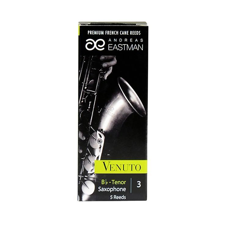 Andreas EastmanVenuto Tenor Saxophone ReedsStrength 3 Box of 5