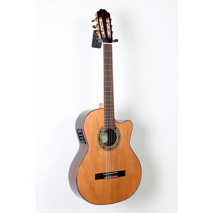 KremonaVerea Cutaway Acoustic-Electric Nylon GuitarNatural888365804743