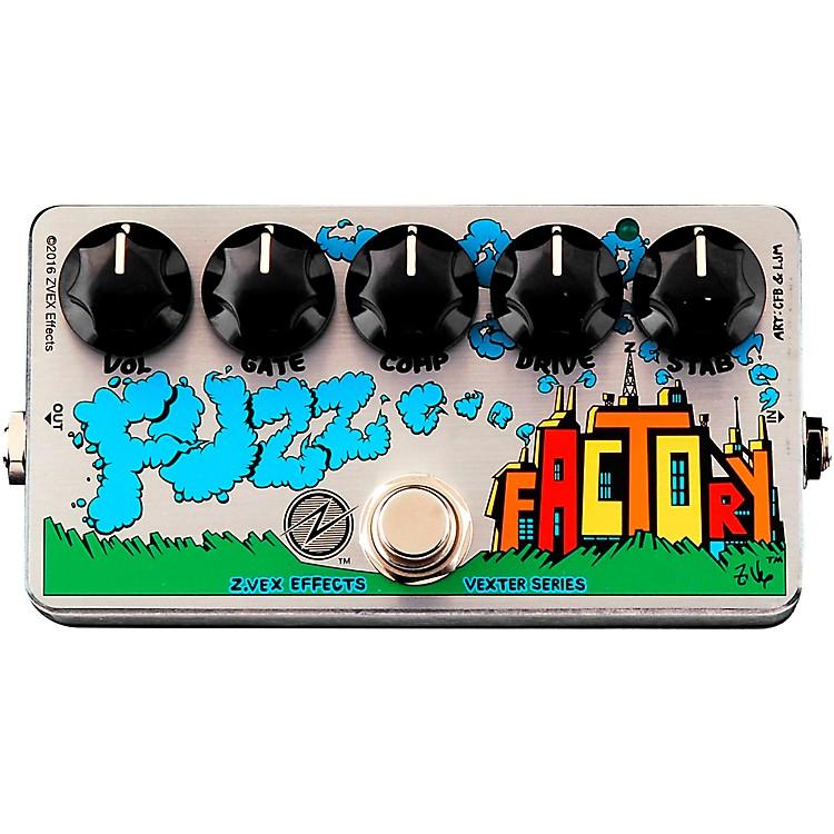 ZVexVexter Fuzz Factory Guitar Effect Pedal