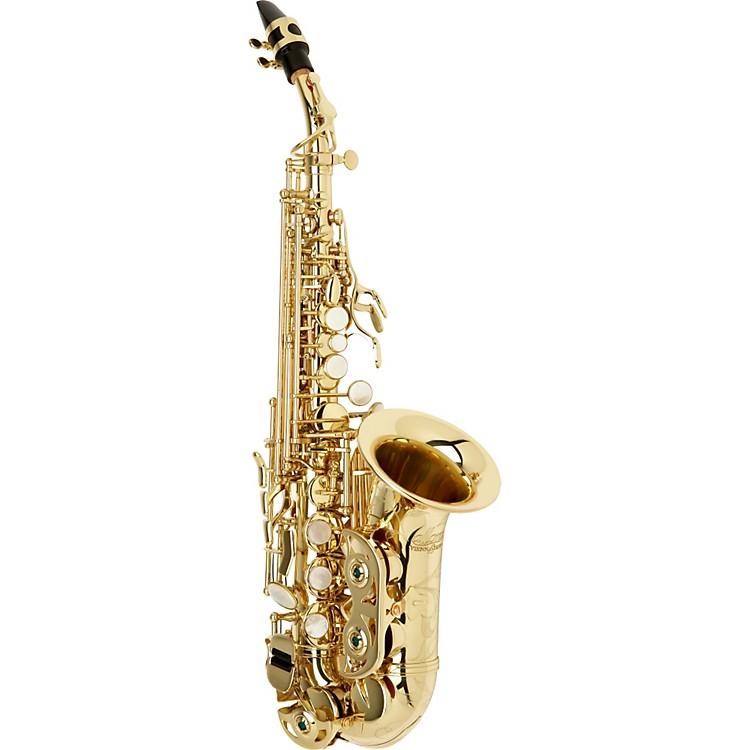 AlloraVienna Series Intermediate Curved Soprano SaxophoneAASC-503 - Lacquer