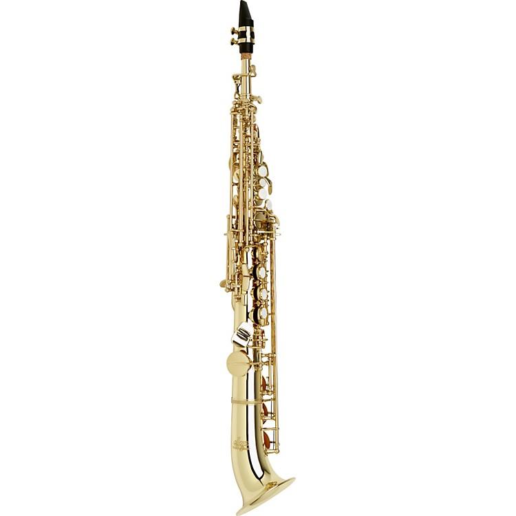 AlloraVienna Series Intermediate Semi-Curved Soprano SaxophoneAASS-501 - Lacquer