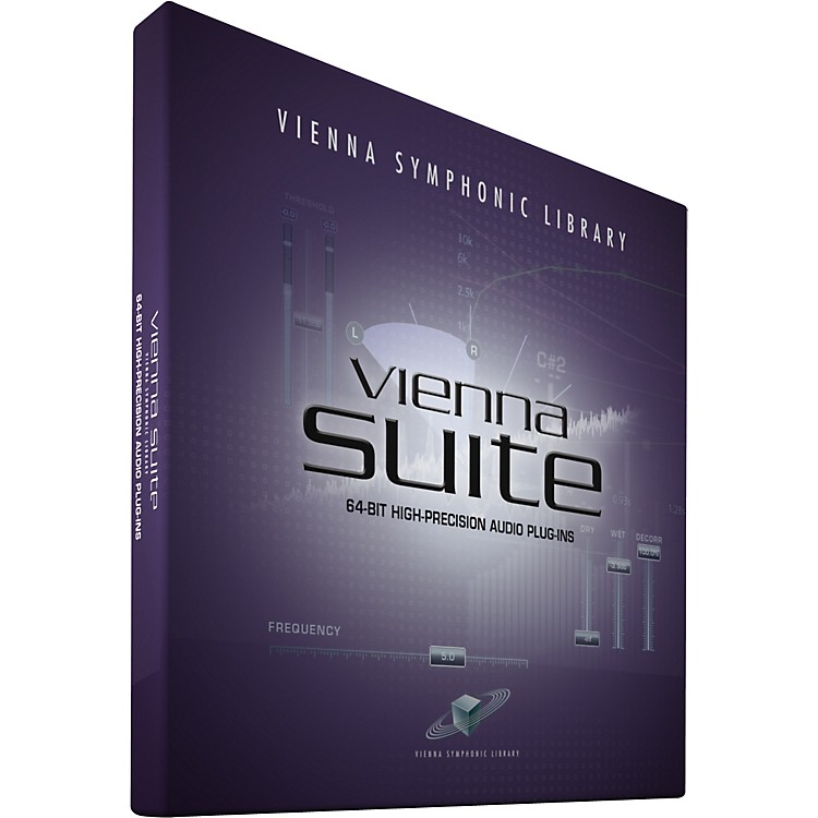 Vienna InstrumentsVienna Suite Audio Plug-Ins