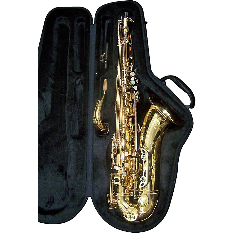 International Woodwind Vintage Dark Lacquer Tenor Saxophone Vintage Dark Lacquer