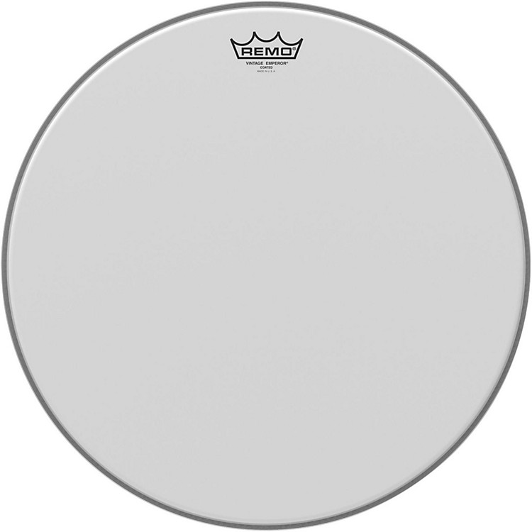 Remo Vintage Emperor Coated Drumhead 18 in.