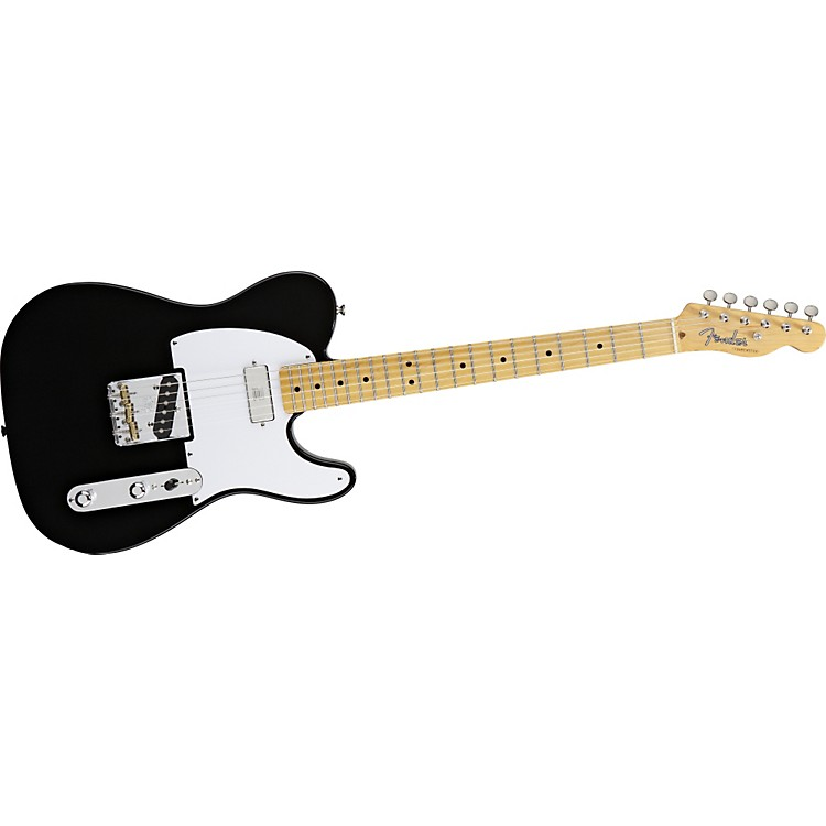 Fender Vintage Hot Rod '52 Telecaster Electric Guitar Black
