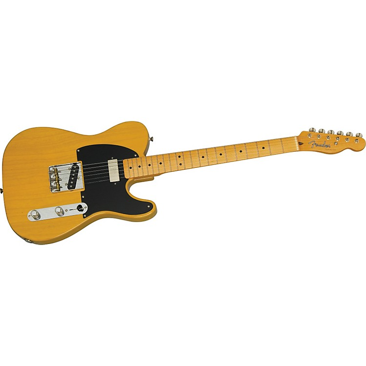 Fender Vintage Hot Rod '52 Telecaster Electric Guitar Butterscotch Blonde