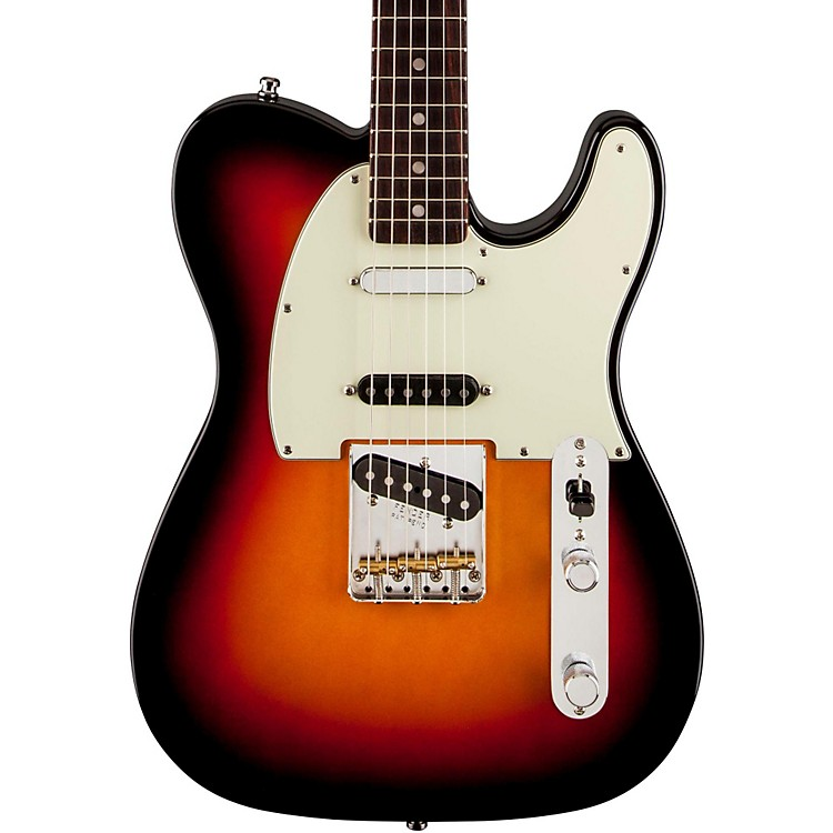 Fender Vintage Hot Rod '60s Telecaster Electric Guitar 3-Color Sunburst