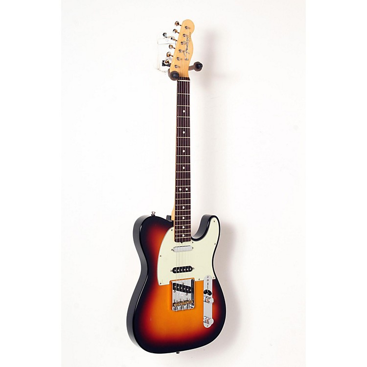Fender Vintage Hot Rod '60s Telecaster Electric Guitar 3-Color Sunburst 888365835266