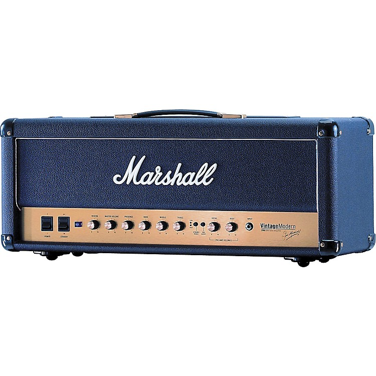 Marshall Vintage Modern 2266 Tube Amp Head Black