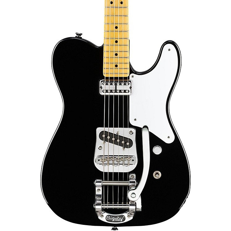 Squier Vintage Modified Cabronita Telecaster with Bigsby Tremolo Black