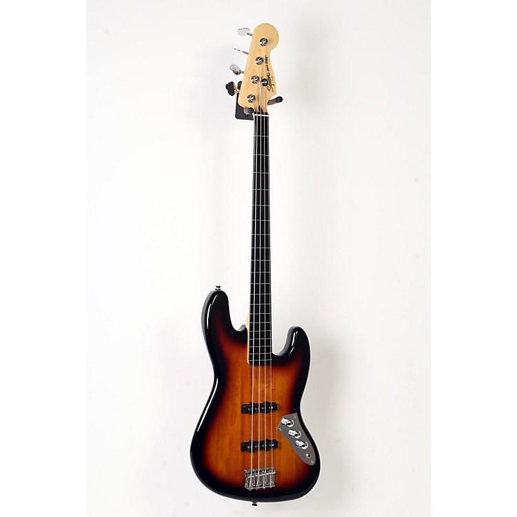 SquierVintage Modified Fretless Jazz Bass3-Color Sunburst888365908717