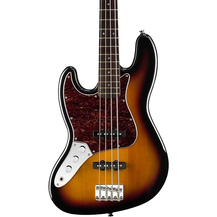 SquierVintage Modified Jazz Bass Left Handed3-Tone Sunburst