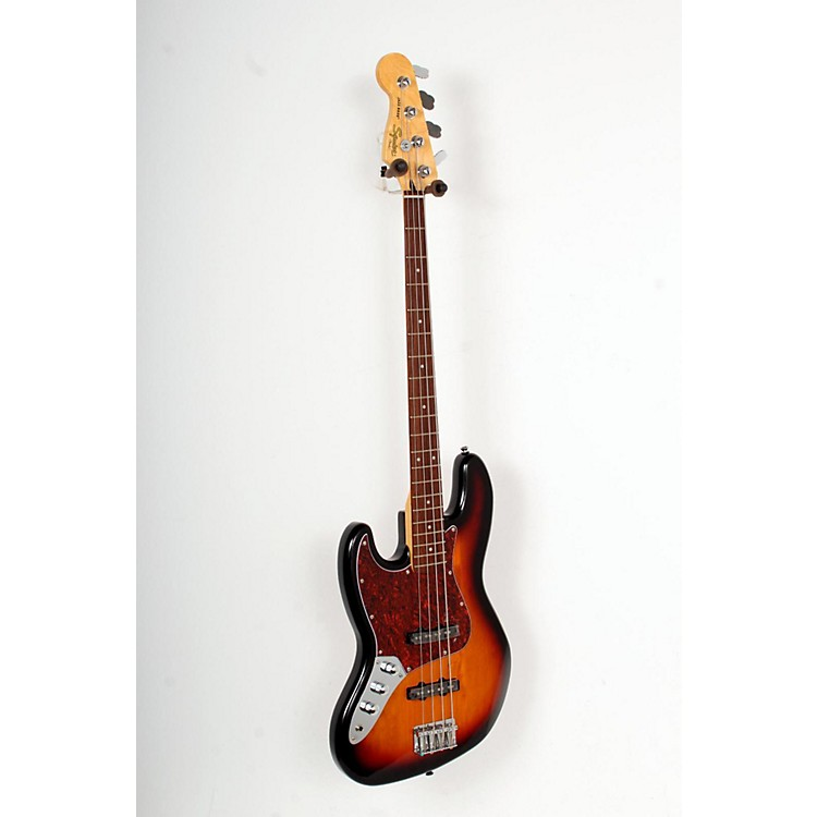 Squier Vintage Modified Jazz Bass Left Handed 3-Color Sunburst 888365783406