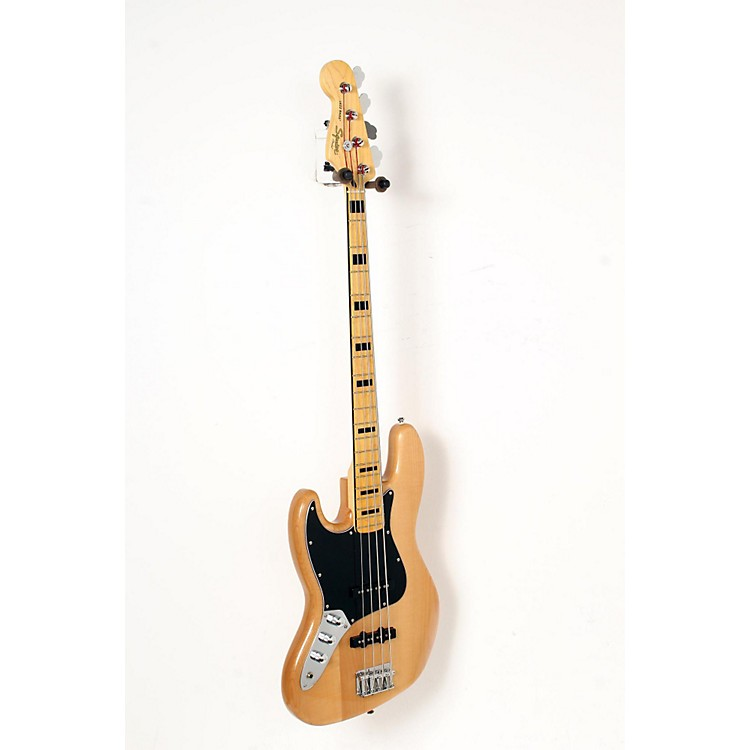 Squier Vintage Modified Jazz Bass Left Handed Natural 888365842929