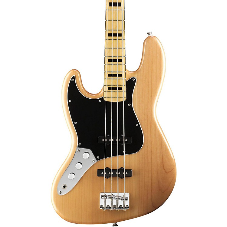 Fender Vintage Modified Jazz Bass Left Handed Natural