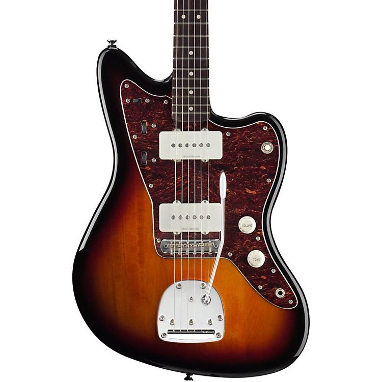 SquierVintage Modified Jazzmaster Electric Guitar3-Color SunburstRosewood Fingerboard